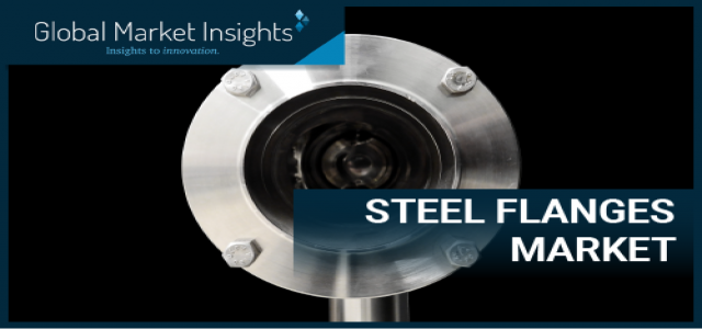 Flanges market to register commendable proceeds during 2019–2025