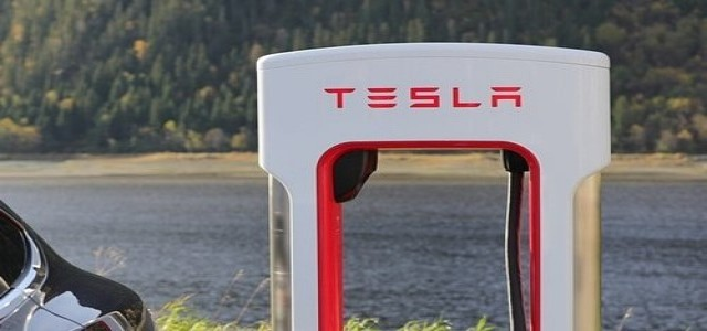 Tesla unveils its first solar EV charging station in Lhasa, China